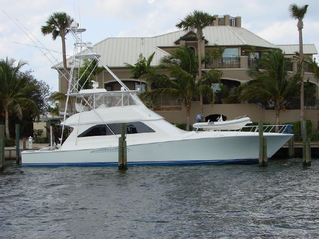 2004 Viking Yachts 65' Convertible