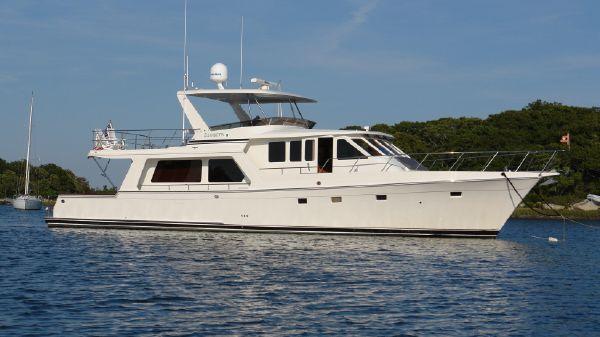Offshore 62' Pilothouse Profile