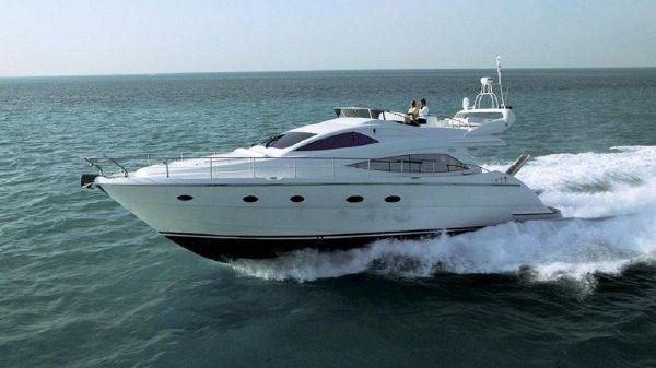Aicon 56' Flybridge Cruiser Aicon 56S