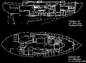 Tayana MK II - AFT CABIN image