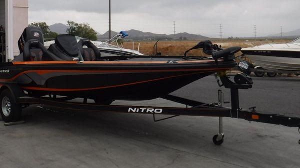 Tracker Nitro Z18 SC