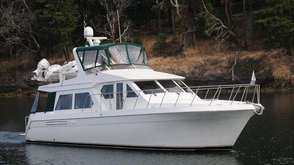 Navigator 50 Pilothouse Motoryacht