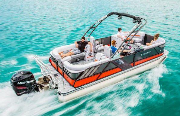 2019 Crest Caliber 250 SLR2