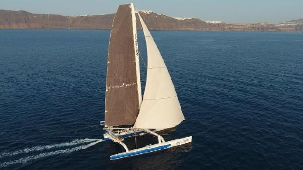 Custom CDK ORMA 60 Trimaran