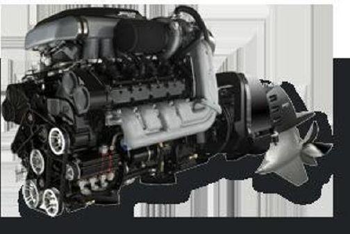 Mercury Racing 1100SCi w/ M8 Drive image