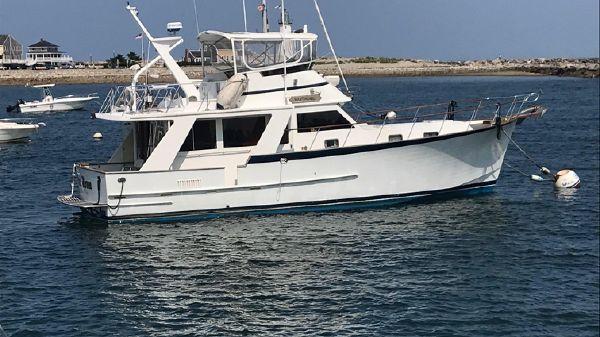 Ocean Alexander 43 Sedan