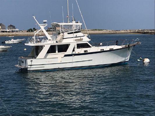 Ocean Alexander 43 Sedan - main image
