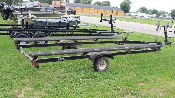 Pontoon Pontoon Boat Trailer