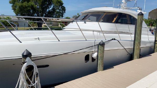 McKinna 62 Express Sport Yacht