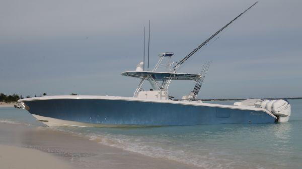 Bahama 41 Open Fisherman