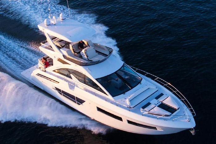 2019 Cruisers Yachts 60 Fly - Krenzer Marine