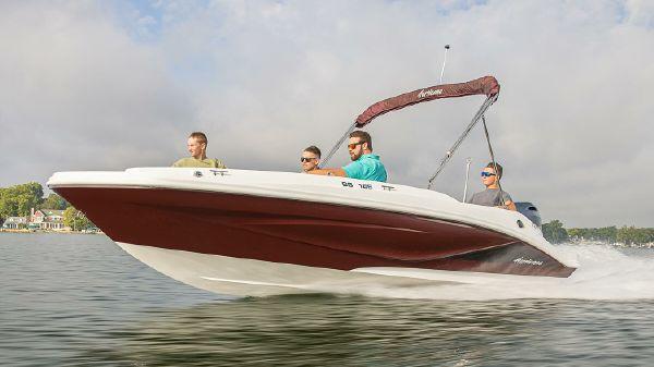 Hurricane SunDeck Sport 185 OB