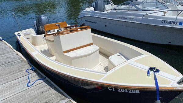 Nantucket Boat Works Nantucket Skiff 17