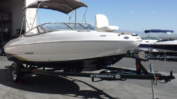 Stingray 198 LX