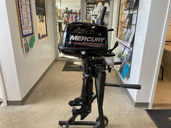 Mercury 5 HP 4-Stroke