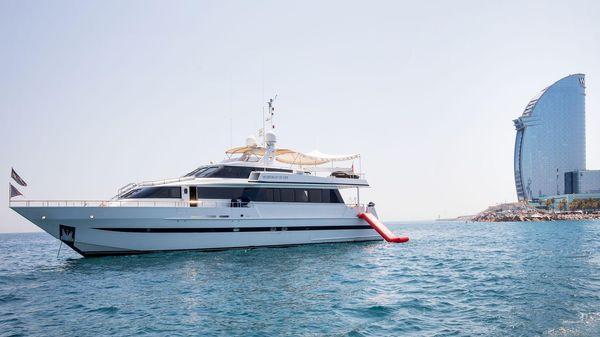 Heesen Semi-Displacement Motor Yacht