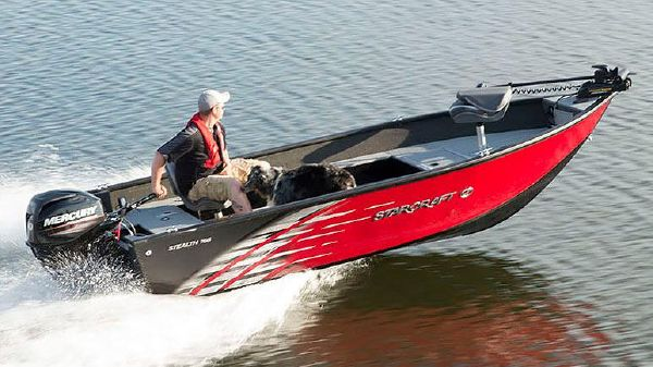 Starcraft Stealth 166 Tiller Manufacturer Provided Image