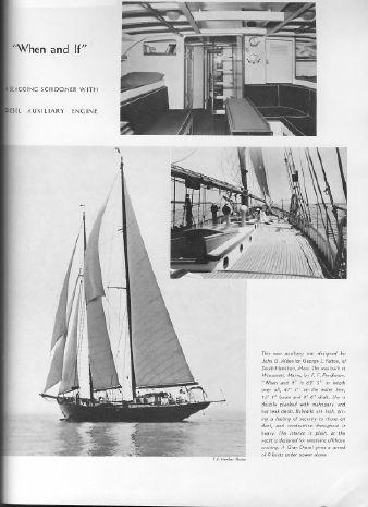 1939 J. ALDEN-PENDLETON SCHOONER 80' Brokerage Maine