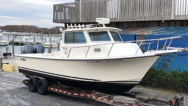 Parker 2820 XL Sport Cabin