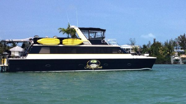 Carri-Craft 60 Power Catamaran