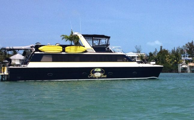 Carri-Craft 60 Power Catamaran - main image