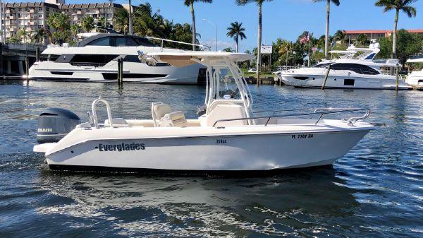 Everglades 210 CC
