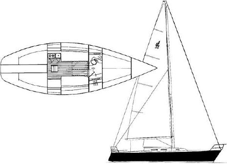 J Boats J/35 image