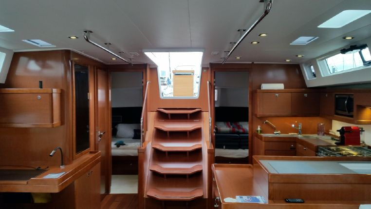 2015 Beneteau Oceanis 55 Purchase Broker