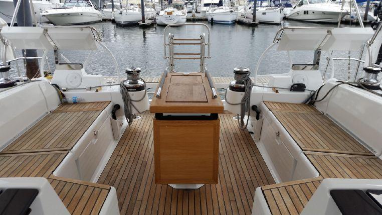 2015 Beneteau Oceanis 55 Buy Maine