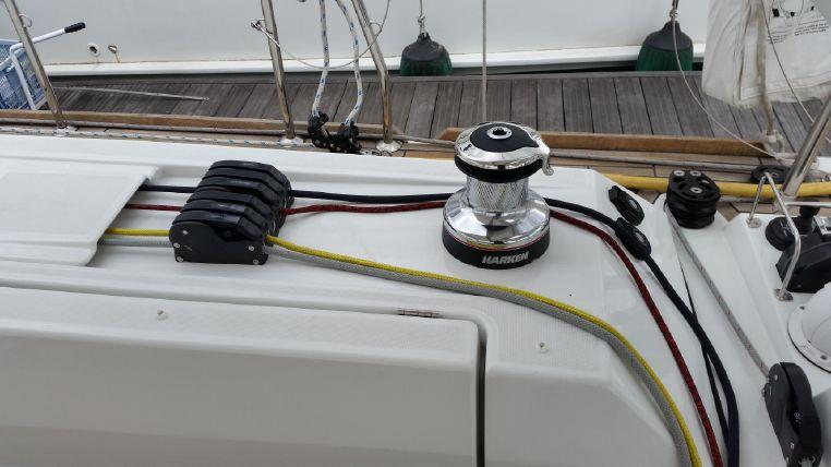 2015 Beneteau Oceanis 55 Brokerage BoatsalesListing