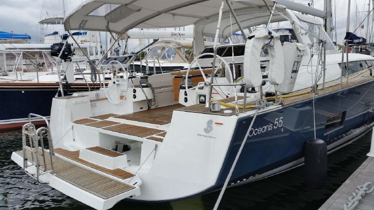 2015 Beneteau Oceanis 55 Buy Broker