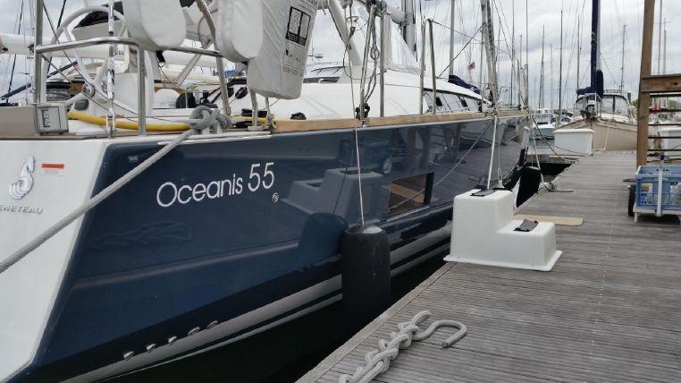 2015 Beneteau Oceanis 55 Buy Purchase