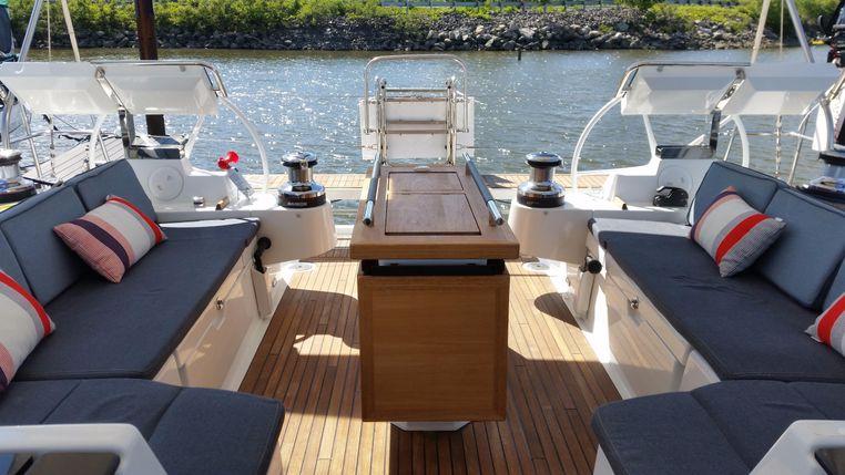 2015 Beneteau Oceanis 55 Buy Connecticut
