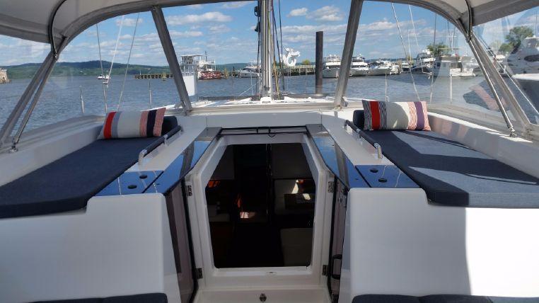 2015 Beneteau Oceanis 55 Purchase Buy