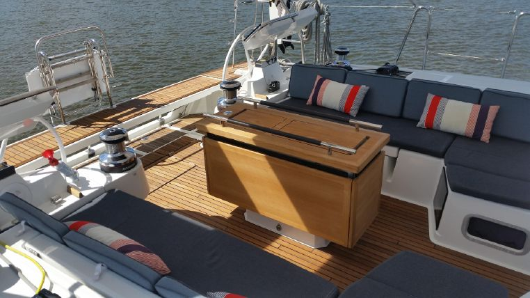 2015 Beneteau Oceanis 55 Buy New England