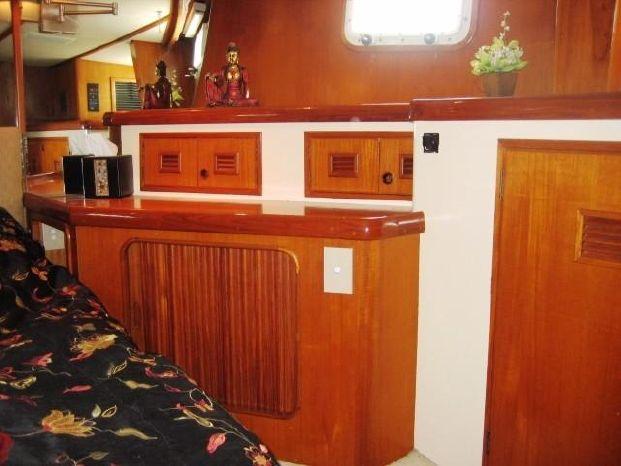 1989 Cheoy Lee 78 Motorsailer BoatsalesListing BoatsalesListing