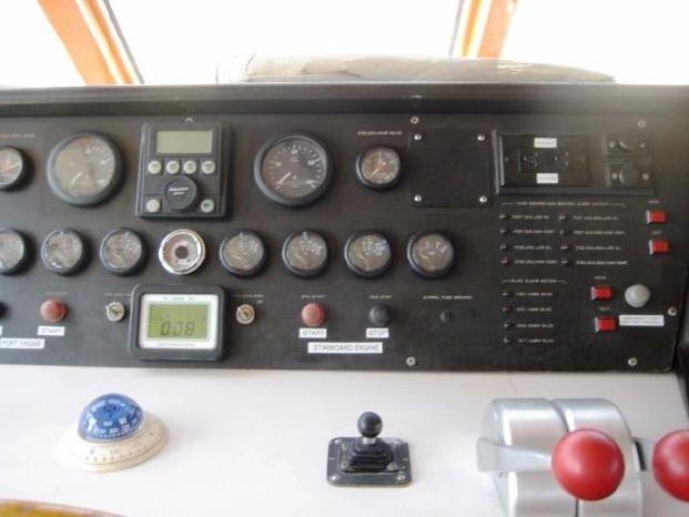 1989 Cheoy Lee 78 Motorsailer Broker BoatsalesListing
