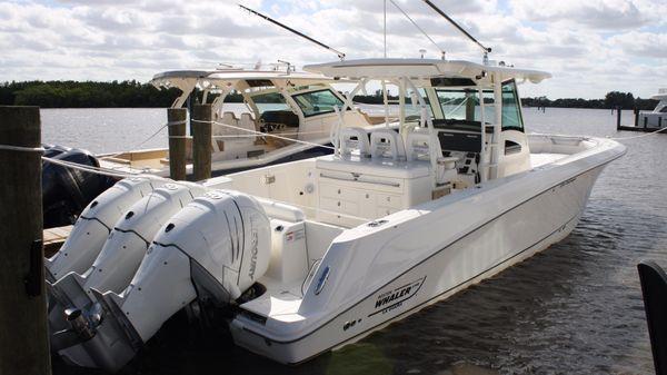 Boston Whaler 37 OUTRAGE