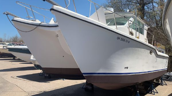 Baha Cruisers 340 CAT