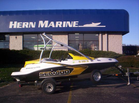 Sea-Doo 150 Speedster. (155 hp) - main image