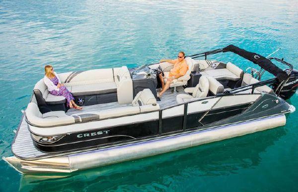 2018 Crest Caribbean 250 SLS
