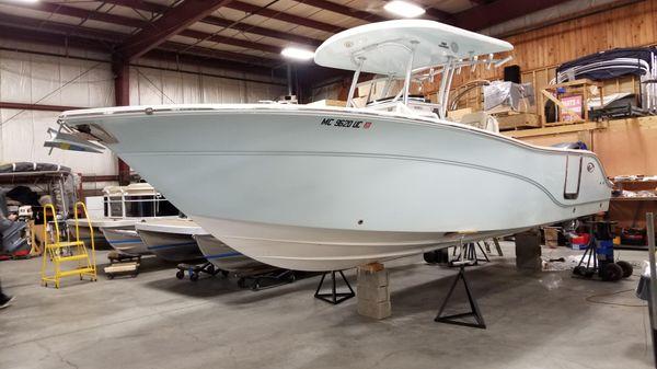 Sea Fox 288