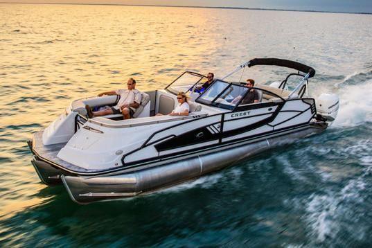 Crest Continental 270 NX-L Twin - main image