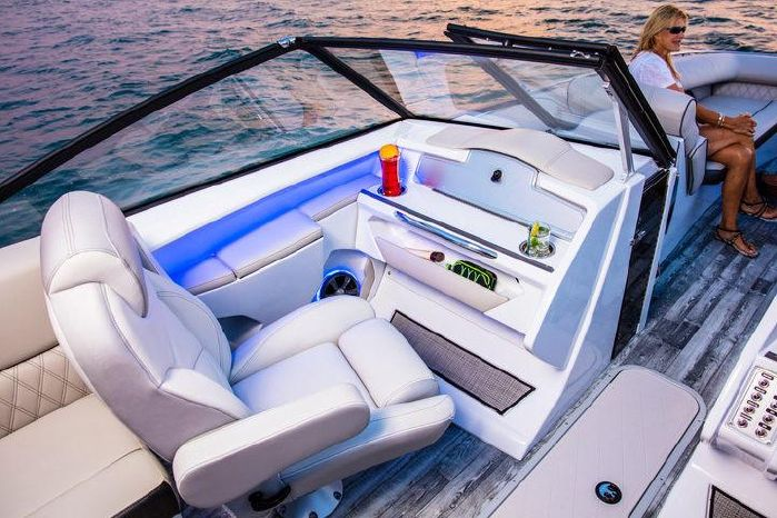 2019 Crest Continental 270 NX-SLS Twin - Greers Ferry Lake