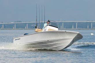 Sportsman Tournament 234 SBX Bay Boat - main image