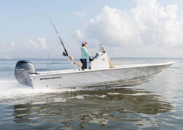 Sportsman Tournament 234 SBX Bay Boat image