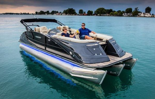 2018 Crest Savannah 250 SLS
