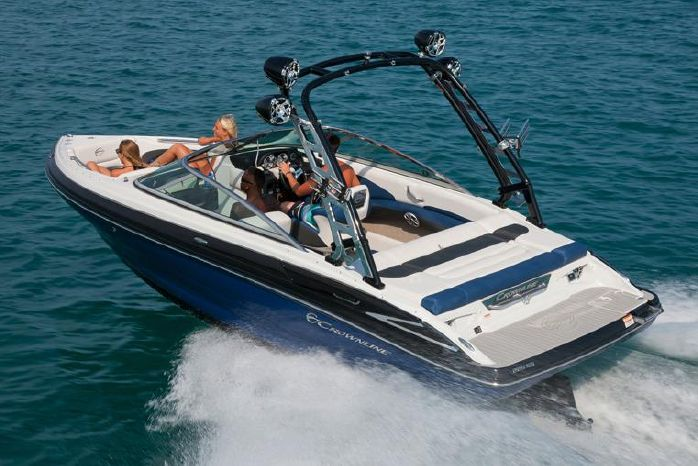 2019 Crownline 225 SS - Red River Boating
