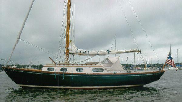 Rhodes Chesapeake 32 Sloop (Complete Rebuild)
