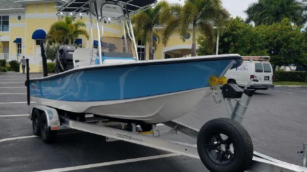 Action Craft 21' Coastal Bay